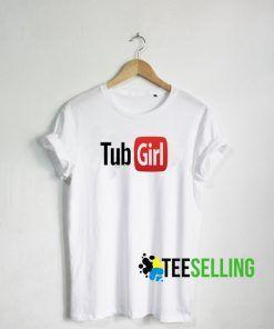 Tub Girl t shirt Unisex Adult