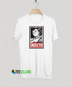 Vegeta T shirt Adult Unisex