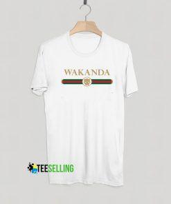 Wakanda GC Belt T shirt Unisex Adult