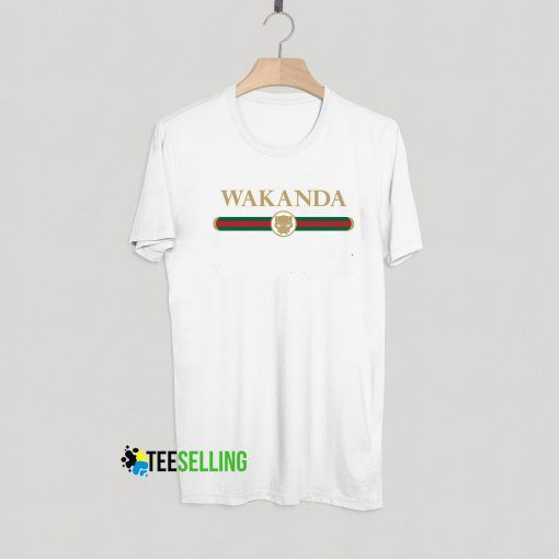 Wakanda GC Belt T shirt Unisex Adult