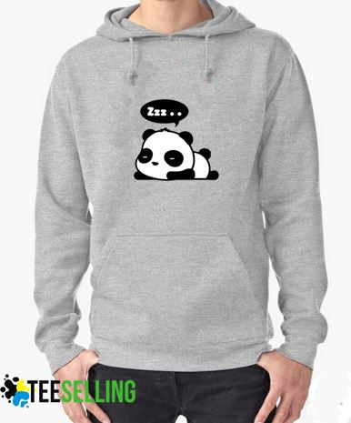 ZZZ Panda Hoodie
