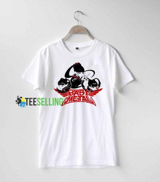 Baby Metal T shirt Adult Unisex