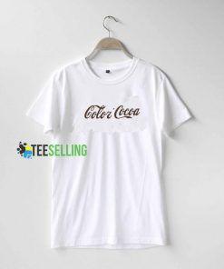 Color Cocoa T shirt Adult Unisex