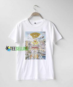 Green day Album Cover T shirt Adult Unisex