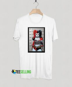 Harley Quinn T shirt Unisex Adult