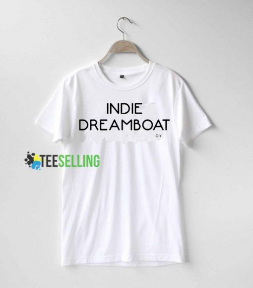 Indie Dreamboat DIY T shirt
