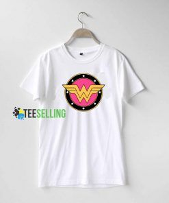 Wonder Women T shirt Adult Unisex
