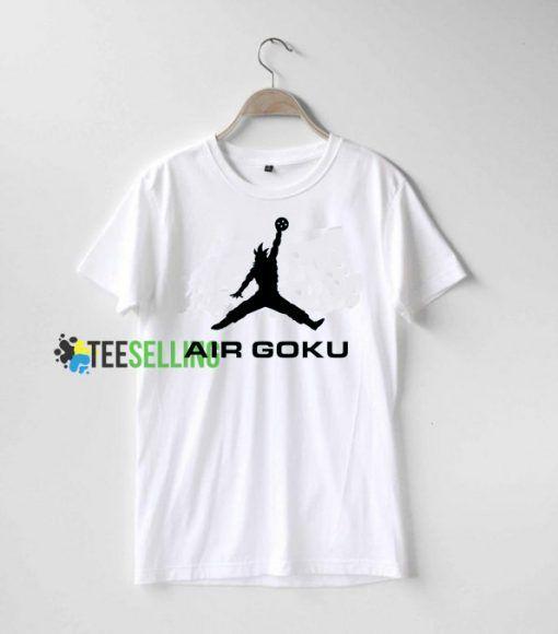 Air Goku T shirt Adult Unisex