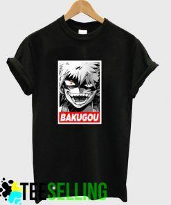 Boku No Hero Academia T shirt Adult Unisex