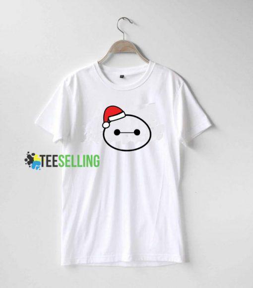Baymax Christmas T shirt Adult Unisex