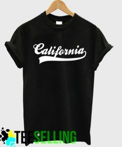 California T Shirt Adult Unisex