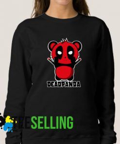 Deadpool Panda Sweatshirts