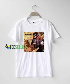 Green day Insomniac Album Cover T shirt Unisex