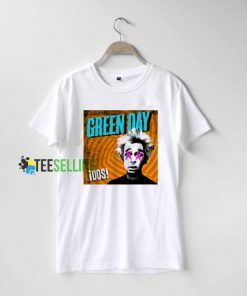 Green day Dos Album Cover T shirt Adult Unisex