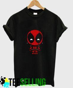Mini Deadpool T shirt Adult Unisex