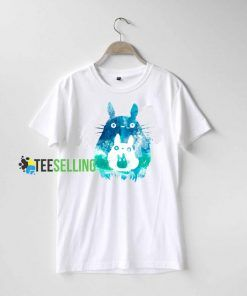 Totoro T shirt Adult Unisex