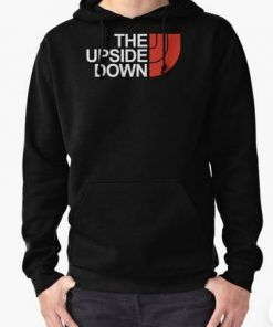 The Upside Down North Face Stranger Things Hoodie Adult Unisex