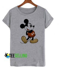 Mickey Mouse Vintage T shirt Adult Unisex