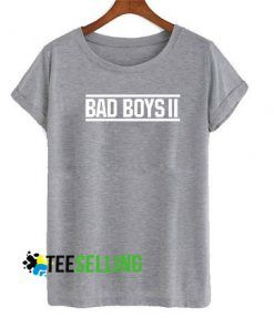Bad Boys 2 T shirt Adult Unisex