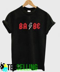 Babe ACDC Parody T shirt Adult Unisex