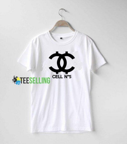 CELL N°5 CH Parody T Shirt Adult Unisex
