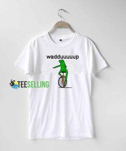 Dat Boi waddup T shirt Adult Unisex
