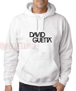David Guetta Hoodie Adult Unisex Size S-3XL