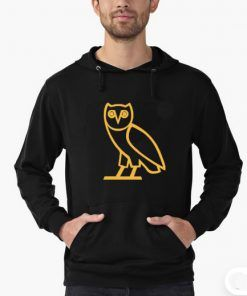 Drake Oxovo Owl Hoodie Adult Unisex