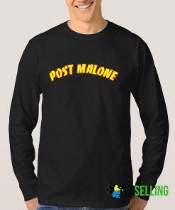 Post Malone Sweatshirt Adult Unisex For Men and Women