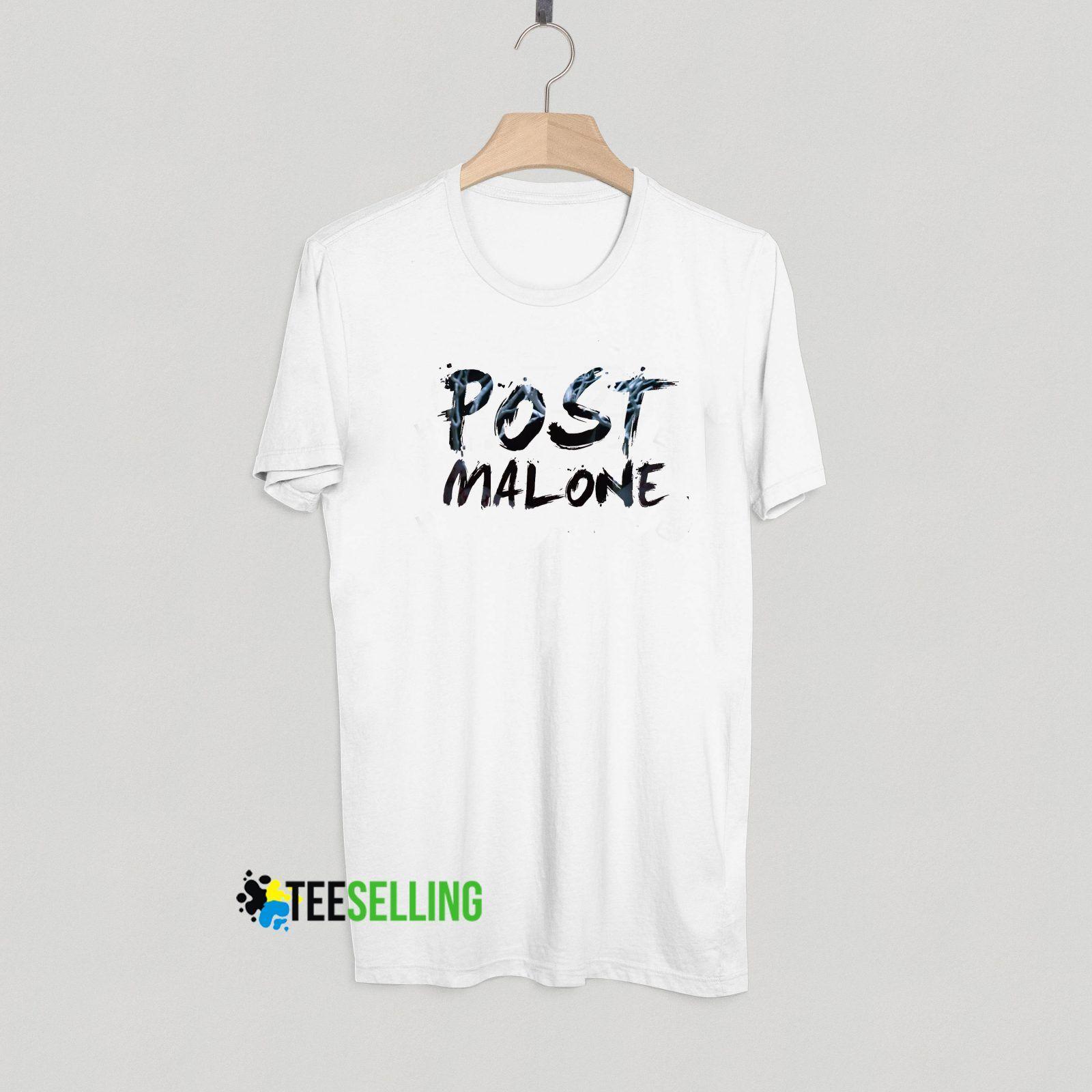 Post Malone Cute: Post Malone T Shirt Adult Unisex Size S To 3XL