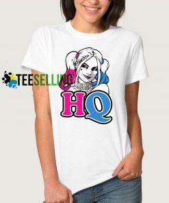 Harley Quinn T shirt Adult Unisex Size S-3XL