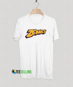 Zomboy T shirt Adult Unisex