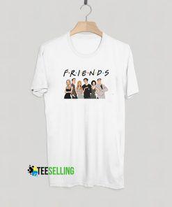 Friends Tv Show T shirt Adult Unisex Size S-3XL