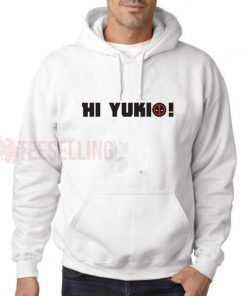 Hi Yukio Deadpool Hoodie Adult Unisex