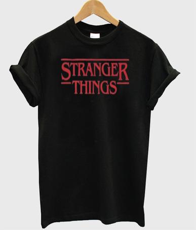 Stranger Things T shirt Adult Unisex