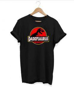 Daddysaurus T-Shirt Adult Unisex Size S-3XL