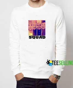 Squad Goal The Golden Girl Sweatshirt Adult Unisex Size S-3X