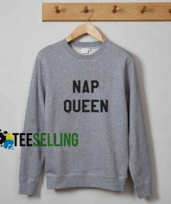 Nap Queen Sweatshirt Adult Unisex Size S-3XL