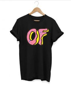Odd Future Of donut T shirt Adult Unisex Size S-3XL