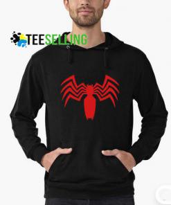 Spiderman Venom Hoodie Adult Unisex Size S-3XL