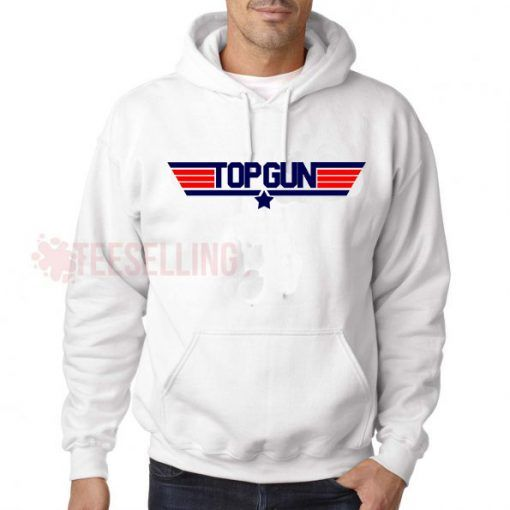 Top Gun Hoodie Adult Unisex Size S 3XL For Men And Women