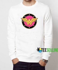 Wonder Women Sweatshirt Adult Unisex Size S-3X