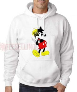 xxxtentaction mickey Hoodie Adult Unisex Size S-3XL