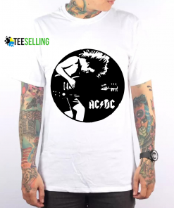 ACDC T shirt Adult Unisex Size S-3XL