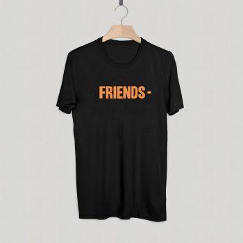 Friends Orange T shirt Unisex Adult T Shirt Size S-3XL
