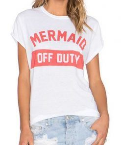 Mermaid Of Dutty T shirt Adult Unisex Size S-3XL