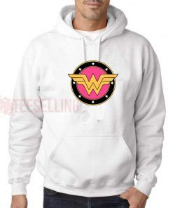 Wonder Women Hoodie Adult Unisex Size S-3XL
