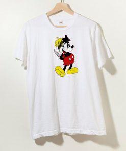 xxxtentaction mickey T Shirt Unisex Adult For Men And Women