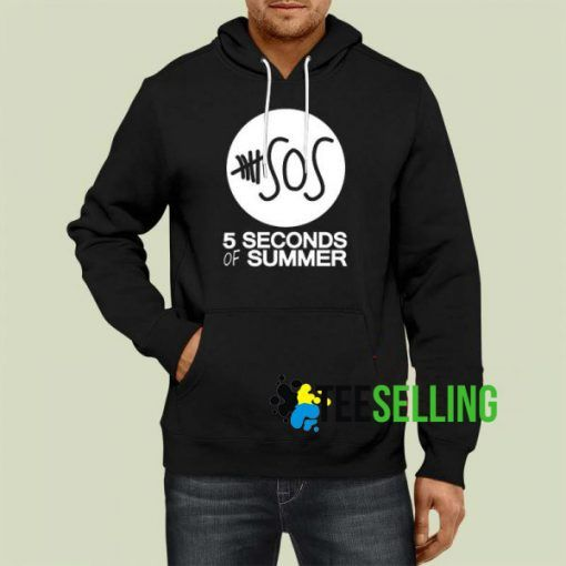 5SOS 5 Seconds of Summer Hoodie Unisex Size S 3XL