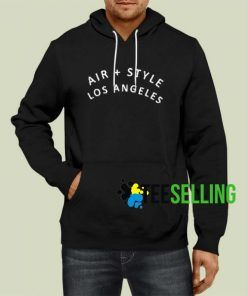 Air Style Los Angeles Unisex Hoodie Size S-3XL